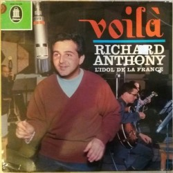 Anthony Richard ‎– Voilà|Columbia  C 83558