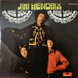 Hendrix  Jimi Experience The– Are You Experienced 1980   Polydor – 2459 390