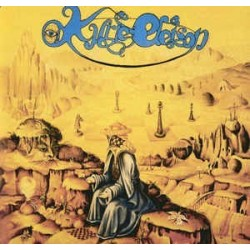 Kyrie Eleison ‎– The Fountain Beyond The Sunrise|1976    Merlin Records– MEKE001277-no Insert