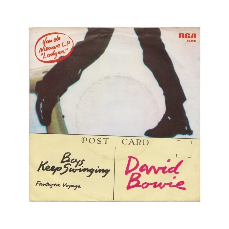Bowie David – Boys Keep Swinging|1979     RCA Victor – PB-1585-Single