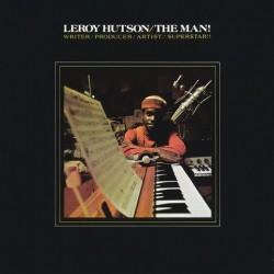 Hutson – The Man!|1974/2018     Acid Jazz – AJXLP421