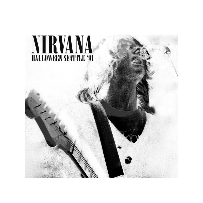 Nirvana – Halloween Seattle '91|2018      INTR2LP0033-Limited Edition, Numbered