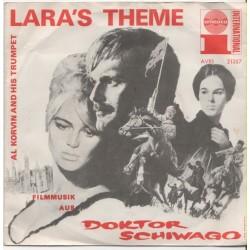 Korvin Al  – Lara's Theme / Joseph's Trumpet Shake|1966     Amadeo – AVRS 21357-Single