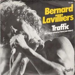Lavilliers Bernard – Traffic|1980     Barclay – 62 687-Single