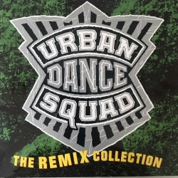 Urban Dance Squad – The Remix Collection 2018    Music On Vinyl – MOVLP1949    Numbered-Transparant Viny