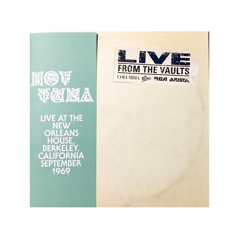 Hot Tuna – Live At The New Orleans House, Berkeley, California, September 1969|2018    RCA – 19075814241-RSD 2018
