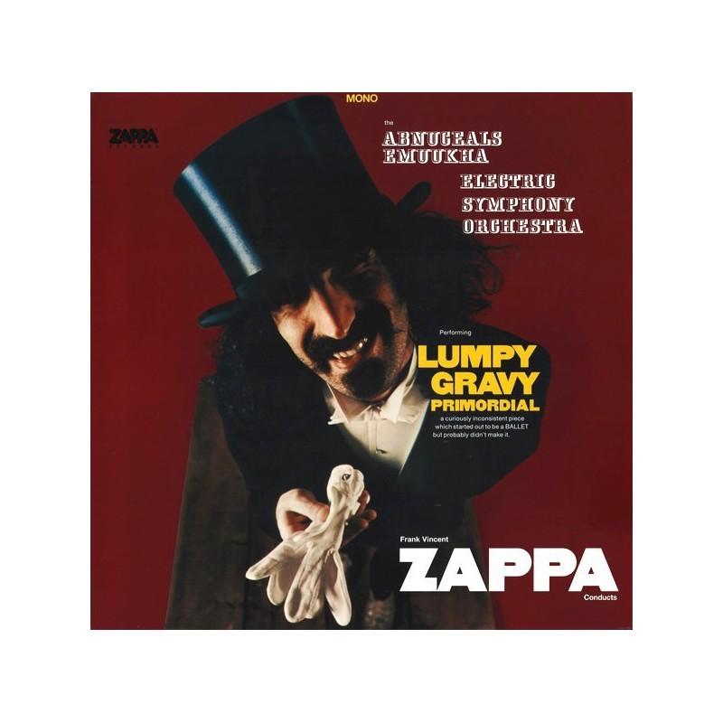 Zappa Frank Vincent – Lumpy Gravy Primordial|2018     Zappa Records – BPR 1231-45 RPM-Numbered-Burgundy-RSD 2018