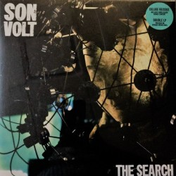 Son Volt – The Search|2018       Transmit Sound – TS-2018   Deluxe Edition-Opaque Green Vinyl