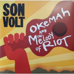 Son Volt ‎– Okemah And The Melody of Riot|2018     Transmit Sound ‎– TS-2018-3   Opaque Red Vinyl -RSD 2018