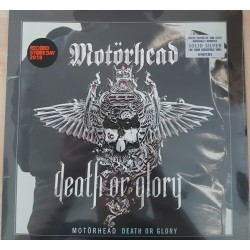 Motörhead – Death Or Glory|2018   Vinyl Passion – VP 90052 Limited Edition-Numbered-Silver Vinyl-RSD 2018