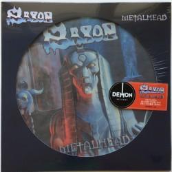 Saxon – Metalhead 2018    Demon Records – DEMREC - Picture Disc -RSD 2018