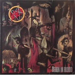 Slayer ‎– Reign In Blood|1990     Def Jam Recordings ‎– 924 131-1