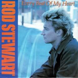 Stewart Rod – Every Beat Of My Heart 1986    Warner  928 625-7-Single