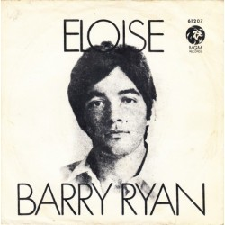 Ryan Barry – Eloise 1968    MGM Records – 61 207-Single