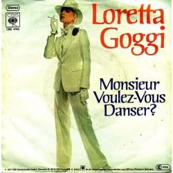 Goggi Loretta -Monsieur voulez-vous danser?|CBS 4748-Single