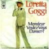 Goggi Loretta -Monsieur voulez-vous danser? CBS 4748-Single