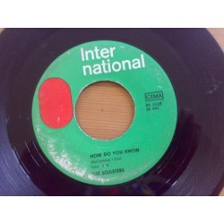 Boasters The – How Do You Know / Lonely Feelings 1964     International – IN 3028-Single