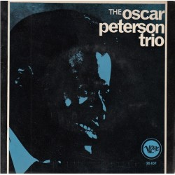 Peterson  Oscar Trio The – Six And Four / Yours Is My Heart Alone 1963    Verve Records – 26 107-Single