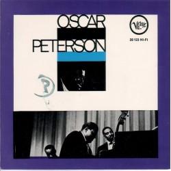 Peterson Oscar Trio  The  – Oscar Peterson Trio 1965     Verve Records – 26123-Single