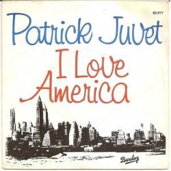 Juvet Patrick – I Love America|1978    Barclay – 62517-Single