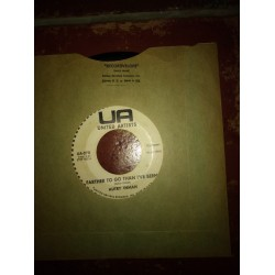 Inman Autry – Farther To Go Than I've Been / That's All Right|1960     United Artists Records – UA 278-Single