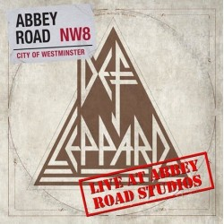 Def Leppard ‎– Live At Abbey Road Studios|2018-RSD 2018-UMC ‎– 6729347-Maxi-Single