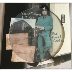 Bolan Marc & T. Rex – The Final Cuts|2018    DEMREC247-Limited Edition-Numbered(1751of2000) Picture Disc