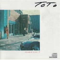 Toto – Fahrenheit|1986    CBS 57091