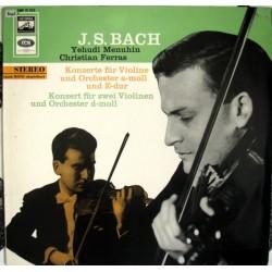 Bach J. S.  -Yehudi Menuhin...