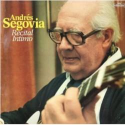 Segovia Andrés – Recital...