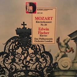 Mozart-Edwin Fischer/Das...