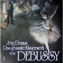 Demus  Jörg-Claude Debussy...
