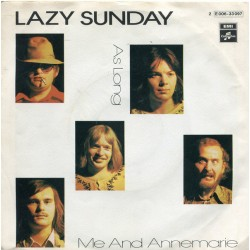 Lazy Sunday – As Long / me...