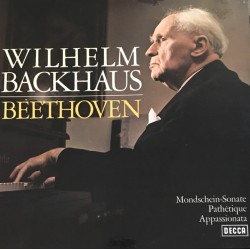 Beethoven-Wilhelm Backhaus–...