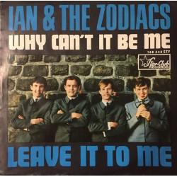 Ian & The Zodiacs – Why...