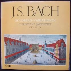Bach - Christiane Jaccottet...