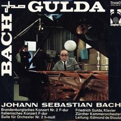 Bach- Gulda –...