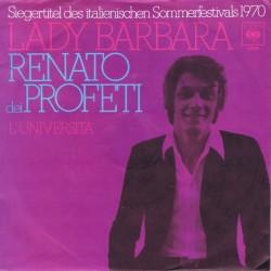 Renato Dei Profeti – Lady...