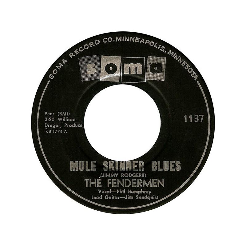 Fendermen The Mule Skinner Blues Torture 1960 Soma