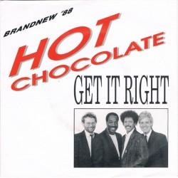 Hot Chocolate – Get It...