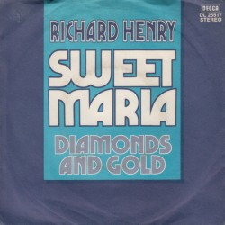 Henry Richard  ‎– Sweet...