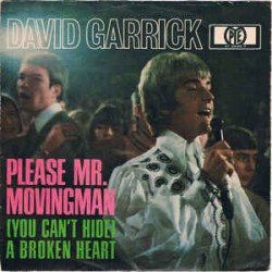 Garrick David ‎– Please Mr....