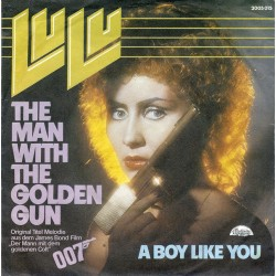 Lulu – The Man With The...