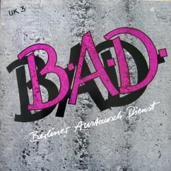 B-A-D  – -Echo- 1983...