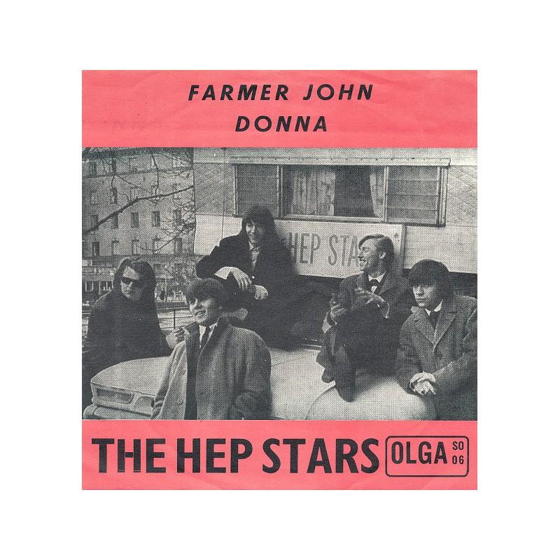 Hep Stars The Farmer John Donna 1965 Olga Records