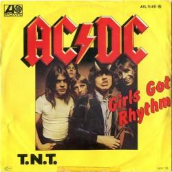 AC/DC – Girls Got Rhythm /...