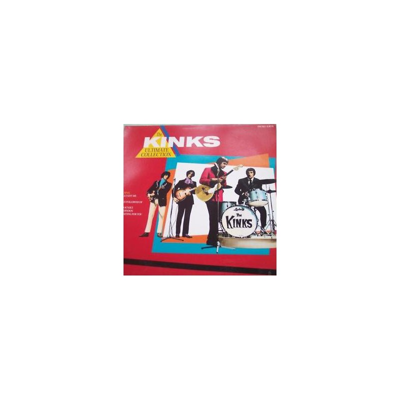 The Kinks Ultimate Collection: Kinks ‎The – The Ultimate Collection