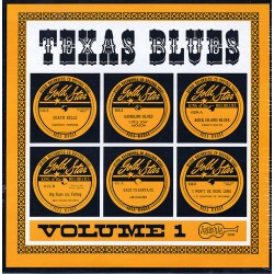 Various ‎– Texas Blues...