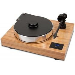 "Pro-Ject Xtension 10 Evolution  Highend Plattenspieler mit 10"" Tonarm in Olive"