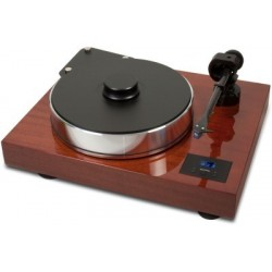 "Pro-Ject Xtension 10 Evolution Highend Plattenspieler mit 10"" Tonarm in Mahagoni"